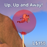Up Up and Away (RLV)
