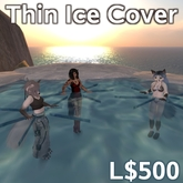 Thin Ice Cover (RLV)