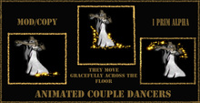 1 prim animated dancing couple