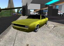 Cami Car Yellow Tiny