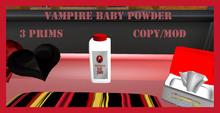 vampire baby powder