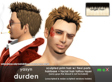 Yasyn - Durden - Roots - Angel Hair