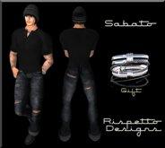 Rispetto Designs - Sabato Outfit - Black
