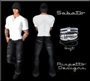 Rispetto Designs - Sabato Outfit - White