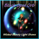 Black Opal Orb