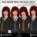Schadenfreude You-Know-Who Necktie Pack