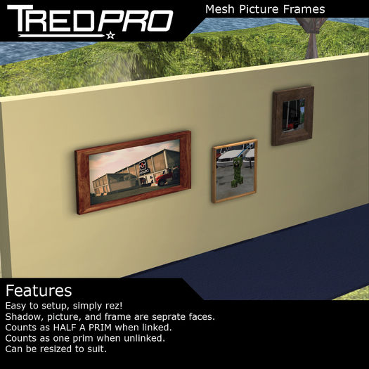 Tredpro Picture Frames