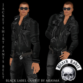 .:: BLACK LABEL OUTFIT BY CASA DIABOLICA ::.