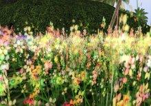 PETITE TROPICAL FLOWERS *OTM*