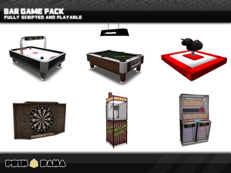 Bar Game Pack ™