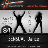 MyANIMATION  NEW * Pack 12 - SENSUAL Dances - SUPER REALISTIC Motion Capture Animations - Watch VIDEO