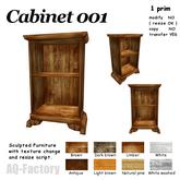*AQF* Cabinet 001 Rev.3 BOX