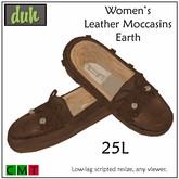 ::Duh!:: Women's Earth Moccasins