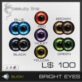 SLiCK! Bright Eyes [boxed]