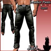 JariCat 801 Leather Pants