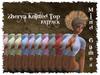 § Mind Games § Zherya knitted top - FATPACK
