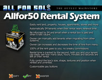 ALLFOR50 RENTAL  SYSTEM