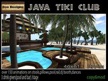 500L OFF !Java Tiki club box