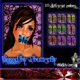 DOLLARBIE .::VioleNt Chemicals::.  Kissed by a Butterfly (Pack)