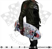 *GIFT* - FREE OldSchool SkateBoard v3.8 Officine Aliprandi MotorCycles