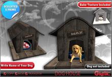 [G] Dog House