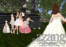 ZZANG - Catch That Bouquet Girls! Wedding Series 001