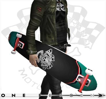 *GIFT* - FREE OldSchool LongBoard v1.7 Officine Aliprandi MotorCycles