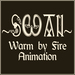 ~SWAN~ Warm By Fire Animation