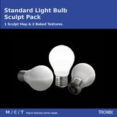 Trowix - Light Bulb Sculpt Pack - PROMO