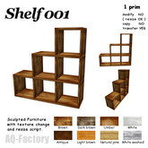 *AQF* Shelf 001 Rev.3 BOX