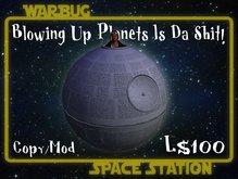 WarBug Space Station