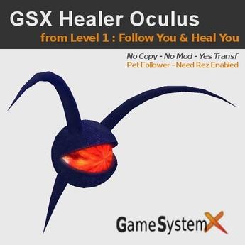 GSX PET Healer Ocolus (Follower)
