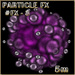 Particle FX Effect - Fur Puff by Drake [FULL PERM] - Particle Script and Texture