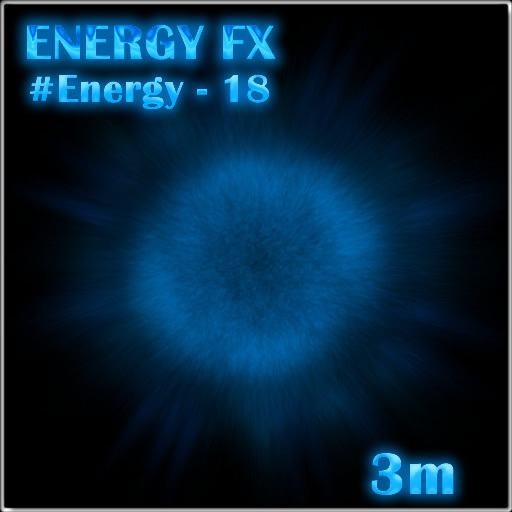Particle FX Effect - Furry Energy by Drake [FULL PERM] - Particle Script and Texture