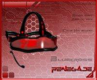 [Bluecross] Renegade Visor