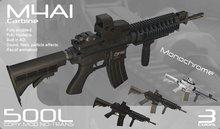 <UTILIZATOR> - M4A1 carbine - Monochrome set