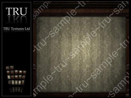 Second Life Marketplace - 16 Seamless Library Bookcase Wallpaper Texture Collection Sage Green ...