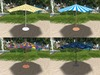 Sun Umbrella 8 sided