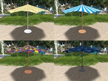 Sun Umbrella 8 sided
