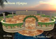 Ballroom Olympus by Alzahra Ames