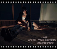 .::Y&R::.watch you sleeping couple pose(boxed)