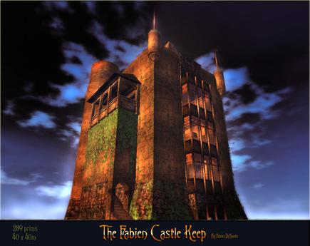 The Fabien Castle Keep