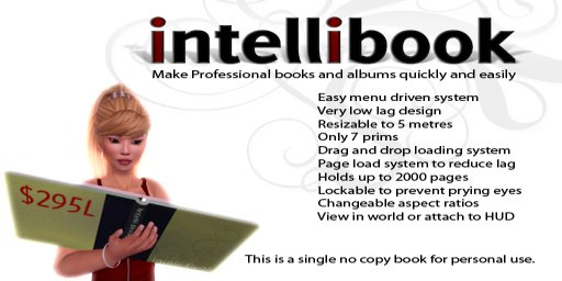 IntelliBook V1.2 Boxed