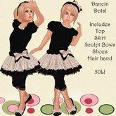 *Baby Pie* Dancin Dots 50L PROMO Childrens / Girls COMPLETE OUTFIT! Dress Ensemble