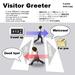 *AQF* Visitor Greeter v1.1 BOX