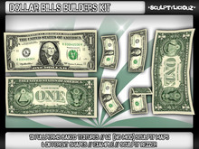 ✪Dollar Bills Builders Kit✪