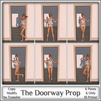 *MP* The Doorway (Pose Prop)