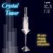 *AQF* Crystal Tower BOX