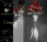 Bridal bouquet / Bouquet de mariee - Decembery