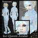 =^.^= Curious Kitties - Ice Queen Avatar - Toketoke